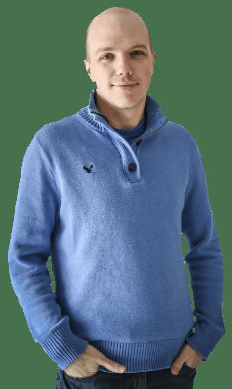 Gavin Simone, course creator