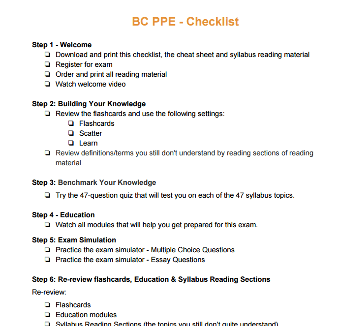 apegbc ppe essay questions