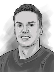 Mark De Jonge - Engineering Grad Olympian