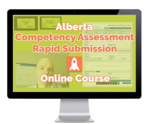 The AB Competency Assessment - Rapid Submission Online Course <br>allows you to access your course content from anywhere you have an internet connection.