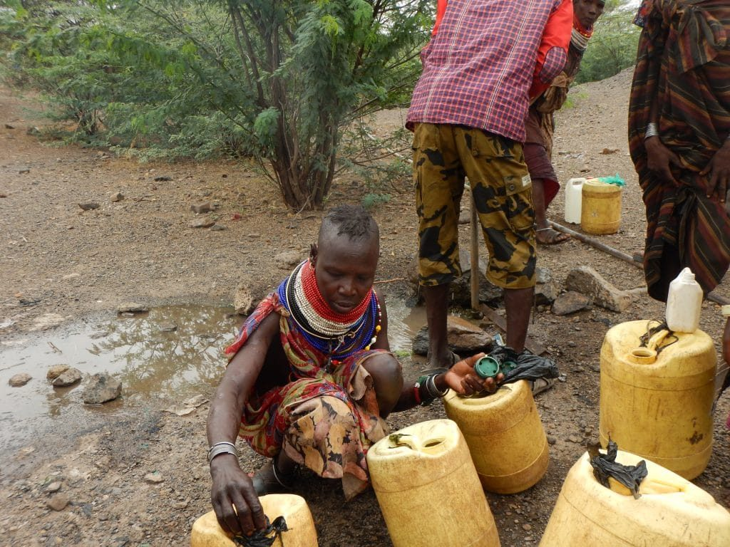 improving water access for refugees in Kenya